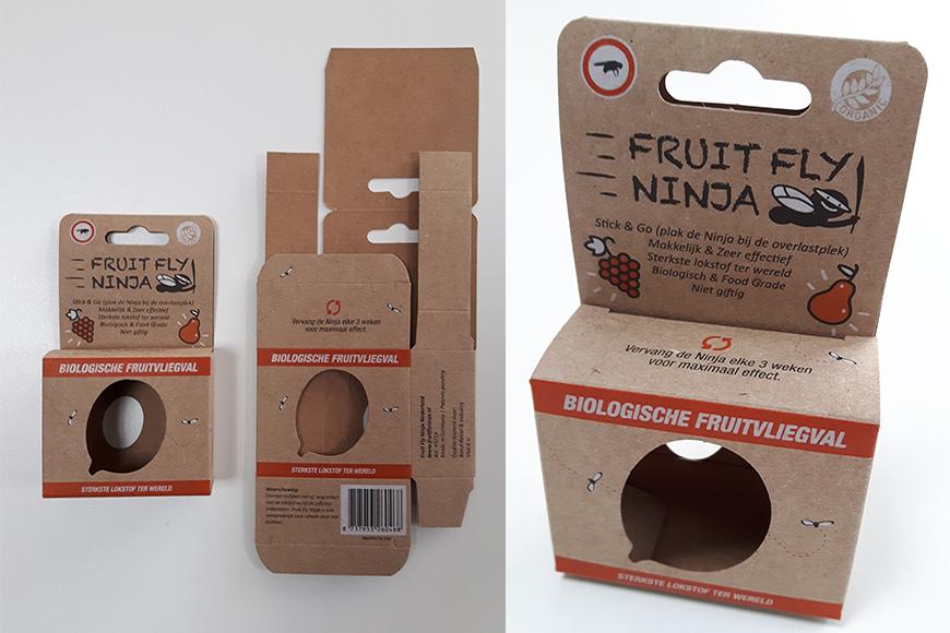 Verpakking drukken