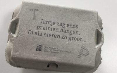 Print op bestaande producten